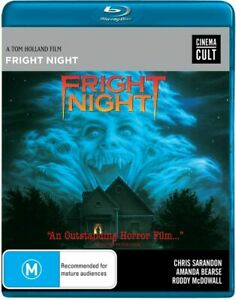 Fright Night (1985) BLU RAY BRAND NEW SEALED 💥💥