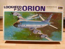 Hasegawa 1/72 Lockheed Orion P-3c,Anti Submarine Patrol Plane .Model kit.
