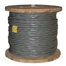 22' Coil 2/0-2/0-2/0-2/0-1 SER Aluminum Service Entrance Cable SE Style R Wire