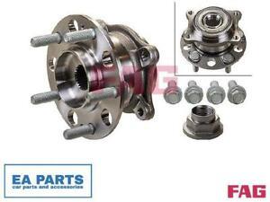 Wheel Bearing Kit for HYUNDAI KIA FAG 713 6269 00