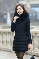Chaqueta de mujer parka plumón abrigo nuevo fashion woman jacket
