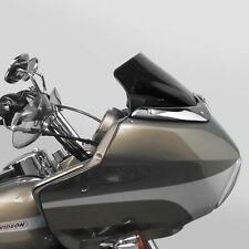 """National Cycle 6.25"""" Dark Tint Wave Low Windshield 1998-2013 Harley Road Glide"""