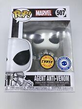 Funko POP! Marvel Agent Anti-Venom (Chase) (PIAB) Exclusive #507 SHIPS NOW!