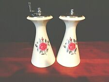 LENOX  Roselyn Salt & Pepper mill