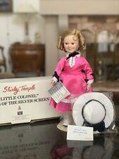 "Shirley Temple ""Little Colonel"" Danbury Mint Doll"
