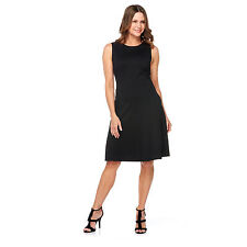 LYSSE Margot Summer Flare Back Beautiful Dress Black XL Rp$169