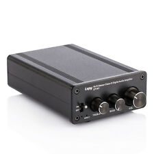 Lepy LP-M1 Hi-Fi Stereo 50W*2 Class-D Digital Audio Amplifier AMP + Power Supply