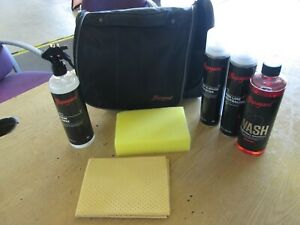 SUPAGARD VALET BAG AND  VALET KIT GENUINE KIT  inc sponge and chamois