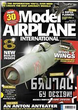 Model Airplane International Issue 120, Jul 2015, Vf-Nm , Great Articles