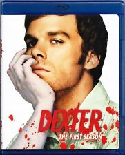 Dexter: Season 1 Blu ray Michael C. Hall, Jennifer Carpenter, Julie Benz