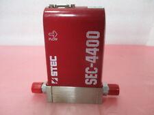 STEC SEC-4400RC Mass Flow Controller, C3F8, 50 SCCM, SEC-4400, 418909