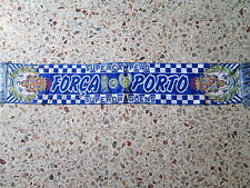 d3 sciarpa PORTO FC football club calcio scarf schal portogallo portugal