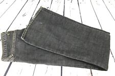 Von Dutch Jeans Size 25 Low Rise  28 x 34 Black Wash
