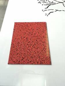 Aluminium Composite Panel 1220mm x 2440mm x 3mm, Indian Red,