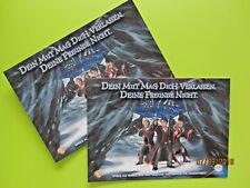 2 Postkarten / Werbekarten zum HARRY POTTER EA Games Pc-Spiel -Gefangene Askaban