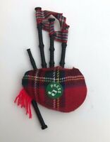 SCOTLAND FRIDGE MAGNET with MUSICAL BAGPIPES