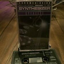 Audiocassettes Synthesizer Greatest