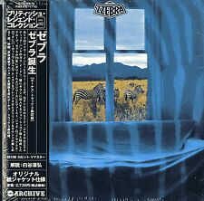 ZZEBRA-S/T-JAPAN MINI LP CD BONUS TRACK Fi83