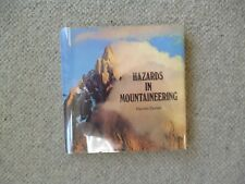 Hazards in Mountaineering by Wilhelm Paulcke (Hardback, 1973)