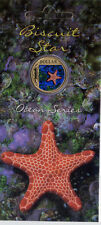 "2007 $1 Uncirculated Coin: Ocean Series - ""Biscuit Star."""