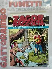 Raccolta Zagor n.60 - Bonelli buono+