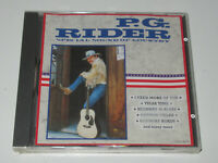 P. G. Rider - Special Sound Of Country/Polyband/CD 54 078 CD Album Neuf