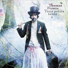 THOMAS FERSEN Trois Petits Tours (CD 2008) 11 Songs French Album
