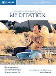 Relaxation  Breathing For Meditation (DVD, 2003)Rodney Yee cert E-Region 1