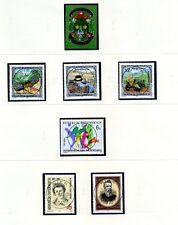 collezione AUSTRIA OSTERREICH 1995 LOTTO 7 FRANCOBOLLI Stamps francobolli
