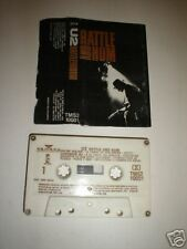 U2: Rattle and Hum - ARGENTINA Cassette- SPANISH TITLES