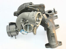 Turbocharger Seat Cordoba / Ibiza 1.4 TDI (2005-2008) 59kw BWB BMS 045253019J