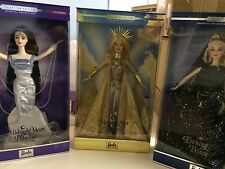 Collector Editions, 3 Lot, Celestial Poupées Barbie