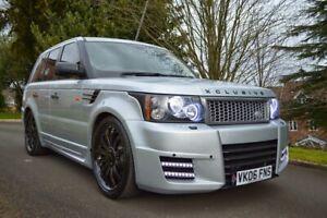 Range Rover Sport Body Kit Full Body Kit L320