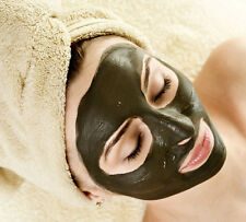 Homemade Detoxifying Bentonite & Activated Charcoal Spa Facial Mask.Blackhead