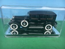 Franklin Mint 1930 Cadillac Imperial V16 452 Al Capone 1/24 w/Plastic Display