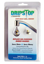 New! Conservco Rubber Drip Stop Valve 2-Pack! Dsv-A