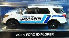 GREENLIGHT 11 2011 FORD EXPLORER HOT PURSUIT WESTFIELD INDIANA POLICE CAR