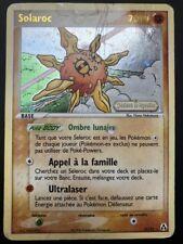Carte Pokemon SOLAROC 25/92 Rare Reverse Créateurs de Légendes Bloc EX FR