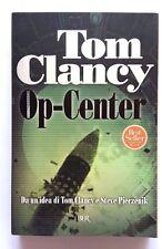 OP-CENTER Tom Clancy BUR 2005 Ottime condizioni