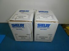 Shelby Ind. 5400spw-81z 400 Lbs Hand Winch - Boat Utilities & Industry Lot of 2