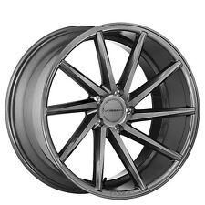 """4Rims 22"""" Vossen Wheels CVT Gloss Graphite Rims"""