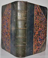 EXAMEN QUIMICO Y BACTERIOLOGICO de las AGUAS POTABLES SALAZAR NEWMAN GAYON 1890