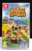 ANIMAL CROSSING NEW HORIZONS (ENG+ITA) [Nintendo Switch 2020] Nuovo Sigillato G