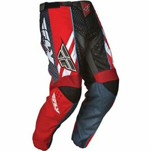 Fly Racing - 365-532 - KINETIC INVERSION PANTS RED / BLACK