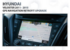 Hyundai Veloster 2011 - 2015 GPS Navigation Retrofit upgrade pack