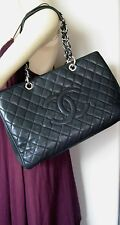 CHANEL PURSE BLACK JUMBO BAG