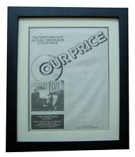 More details for the primitives+lovely+album+poster+ad+rare original 1988+framed+fast+world ship