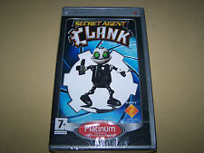 Secert Agent Clank PSP **New & Sealed**