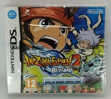 Inazuma Eleven 2 Blizzard Video Game for Nintendo DS BRAND NEW SEALED