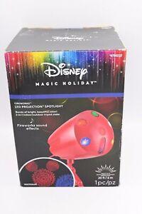 Disney Magic Holiday Fireworks LED Projection Spotlight #0785232
